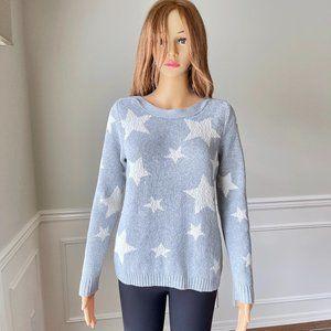 Marled Star Sweater